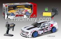 1:10 high-speed remote control racing car