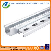 Unit Strut Channel Slotted Channel Supplier From China