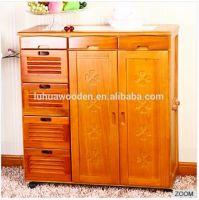 solid wood durable kitchen cabinet design