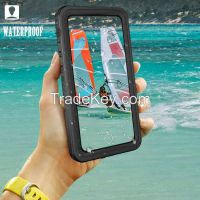 2017 OEM New Phone Case For iphone 8 Waterproof Shockproof Heavy Cover