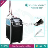 Factory Price 755nm Laser Picosure Tattoo Pigment Removal Picosecond L