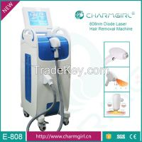 808 laser diode hair removal machine cooling system / laser diode beau