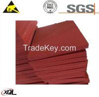 Colorful Heat resistant silicone rubber foam sponge