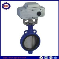 Butterfly Valve with Automatic Actuator