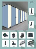 Nylon Anti- corrosion Toilet Partition Accessories