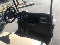 2010 ezgo rxv golf cart 48 volt 48v tan 4 passenger seat lights speed upgrade