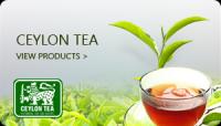 Ceylon tea, Black tea, Organic tea, Green tea