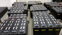 Diesel Locomotive Starter Batteries