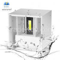 6w/10w waterproof ip65 led outdoor wall lamp
