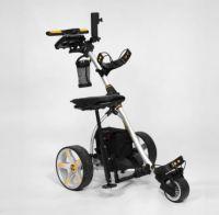 Remote control golf carts