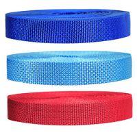 Polyester/pp/Polypropylen webbing for packback, belt
