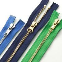 Finish zipper, metal, coil. visilon, invisible etc, ... for garment, packback