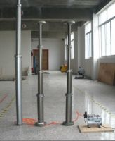 specialty Vehicle Mounted led Light Tower telescopic Metal halogen lamp pneumatic Portable mast portable