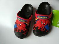 authentic summer crocs shoes Kids spiderman clogs boy sandals