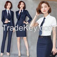 Not for saleLadies striped suit  Career Dresse