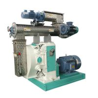 Feed pelletizer poultry feed mill pelleting making equipment granulator machine