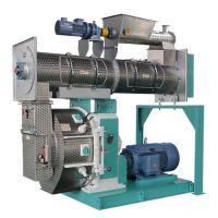 Large Capacity SZLH678a2 High Grade Ring Die Pellet Mill for sale