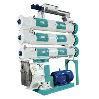 Aqua Feed Pellet Making Machine Good Price SZLH420b3