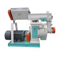 Wood pellet mill sawdust granule making equipment 1tph