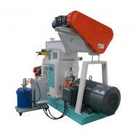 CE approved wood pellet maker wood granulator biomass pelletizer equipment