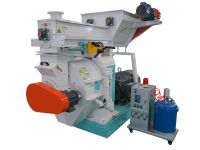 CE approved ring die straw pellet machine/alfalfa biomass pellet mill