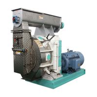 Widely applicable horizontal ring die biofuel pellet mill