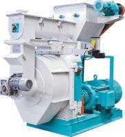Wood burning stove biomass pellet making machine