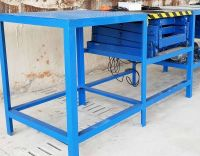 CRATE HYDRAULIC ELEVATOR - LIVE BIRDS HANDLING - POULTRY PROCESSING EQUIPMENT