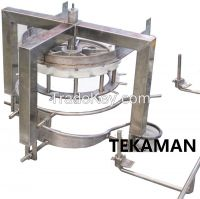 BIRD UNLOADER - POULTRY EVISCERATION - POULTRY PROCESSING EQUIPMENT