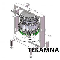 CROPPING MACHINE - POULTRY EVISCERATION - POULTRY PROCESSING EQUIPMENT