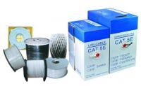 Utp cable cat3 PVC/LSZH superflex utility Customized network cable