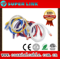 Lan cable CAT5E Al Foil shield HDPE Insulation from China factory