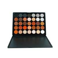 35 Color Private Label Glitter Eyeshadow Palette Professional Waterproof Eyeshadow Make Up Kit Set