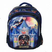 16 inch 3D EVA Child School bag, school backpack bag, children bookbag for students