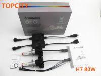 Led headlight kit competitive price H7 80W led headlight bulbs