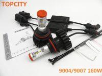 Beloved 9004/9007 160W auto led headlamp high quality 160W headlights LED