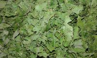 parsley leaves ( machine dry )
