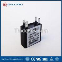 CBB61 ac motor capacitor of ceiling fan
