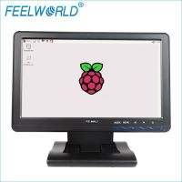 "FEELWORLD 10.1"" IPS 1024x600 Projected Capactitive Multi Touch Monitor with HDMI,VGA,YPbPr,AV FW101CT"