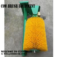 Cow Body Scratching Massage Comfort Brush