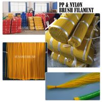 PP Filaments Bristles for Road Street Sweeping Brush