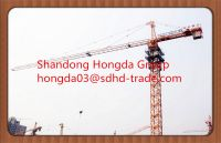 Fixed tower crane