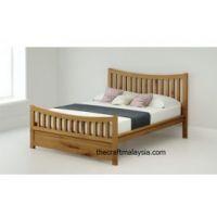 Teak wood Bed