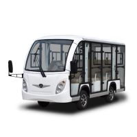 Electric sightseeing shuttle bus 11 seats