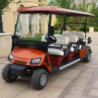 Electric vehicle 8 seater golf carts