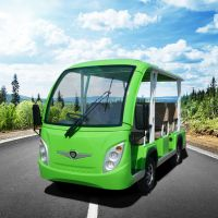 Electric sightseeing shuttle bus 8 seats