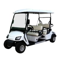 Electric vehicle 4 seater golf carts