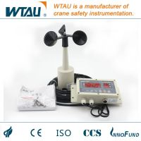 engineering plastic wind velocity indicator for port