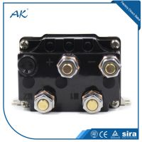 Intermittent Duty 400A 24V ADC400X Winch Solenoid For 4WD ATV Winch Relay