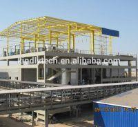 calcium chloride granular cacl2 production line